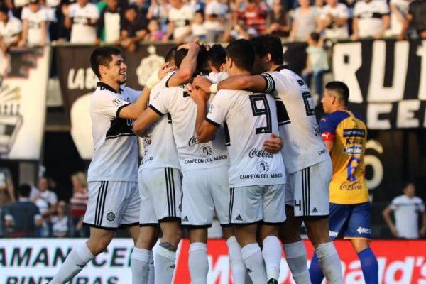 Clausura 2019 - Fecha 5 - Luqueño - 10