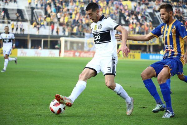 Clausura 2019 - Fecha 5 - Luqueño - 3