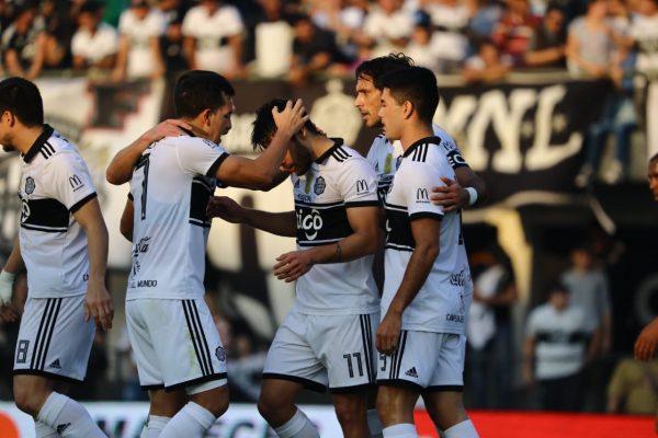 Clausura 2019 - Fecha 5 - Luqueño - 6