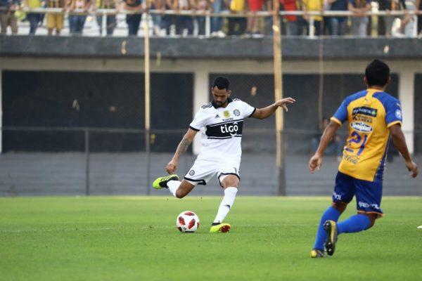Clausura 2019 - Fecha 5 - Luqueño - 7