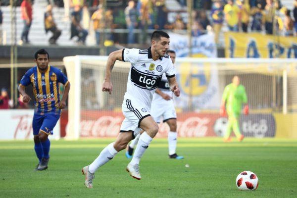 Clausura 2019 - Fecha 5 - Luqueño - 8