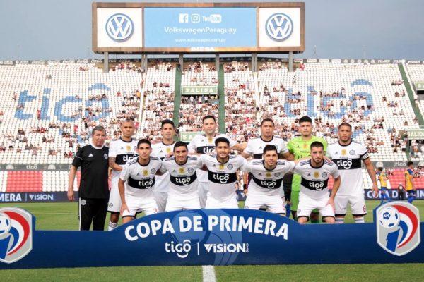 Clausura 2019 - Fecha 16 - Olimpia vs. Sportivo Luqueño - 1