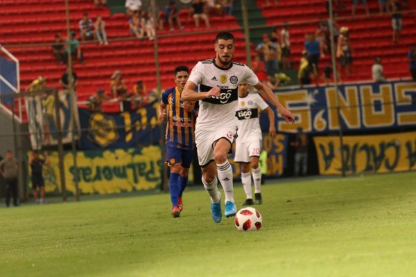 Clausura 2019 - Fecha 16 - Olimpia vs. Sportivo Luqueño - 4