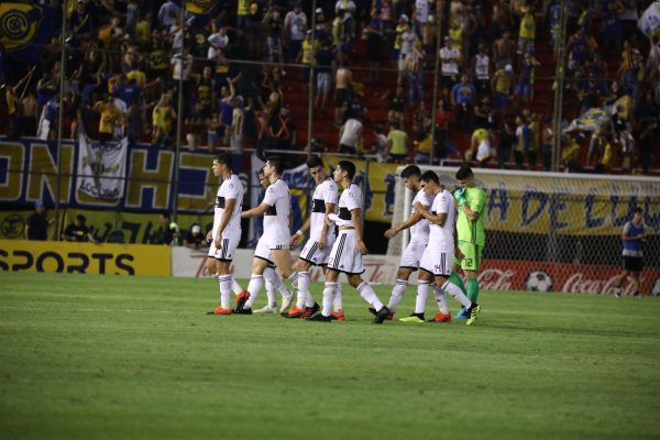 Clausura 2019 - Fecha 16 - Olimpia vs. Sportivo Luqueño - 5