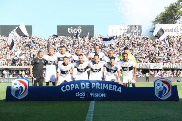 Clausura 2019 - Fecha 18 - Olimpia vs. Santani - 1