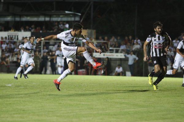 Clausura 2019 - Fecha 18 - Olimpia vs. Santani - 2
