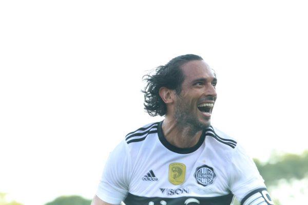 Clausura 2019 - Fecha 18 - Olimpia vs. Santani - 3