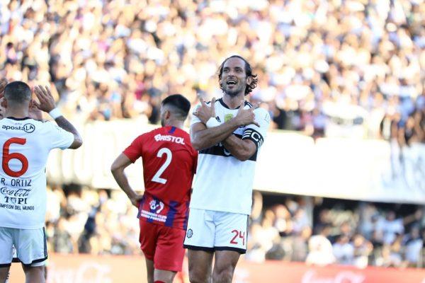 Clausura 2019 - Fecha 18 - Olimpia vs. Santani - 4