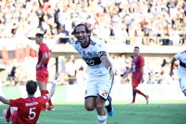 Clausura 2019 - Fecha 18 - Olimpia vs. Santani - 5