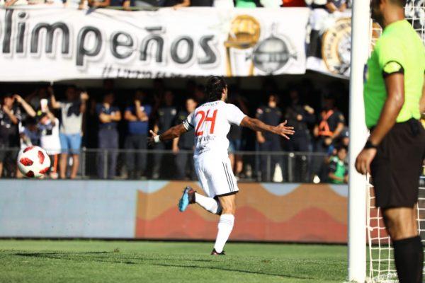 Clausura 2019 - Fecha 18 - Olimpia vs. Santani - 7