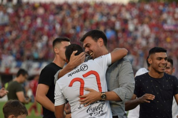 Clausura 2019 - Fecha 18 - Olimpia vs. Santani - 9