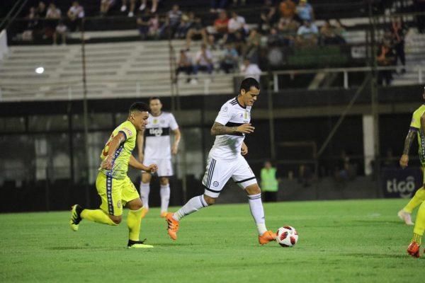 Clausura 2019 - Fecha 19 - Olimpia vs. Capiatá - 10