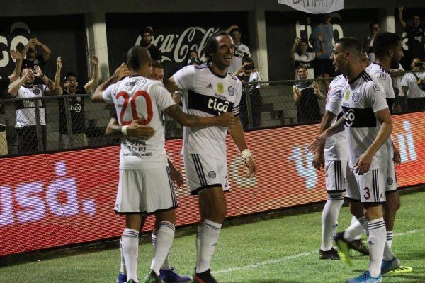 Clausura 2019 - Fecha 19 - Olimpia vs. Capiatá - 3