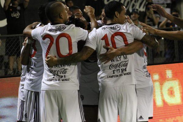 Clausura 2019 - Fecha 19 - Olimpia vs. Capiatá - 4