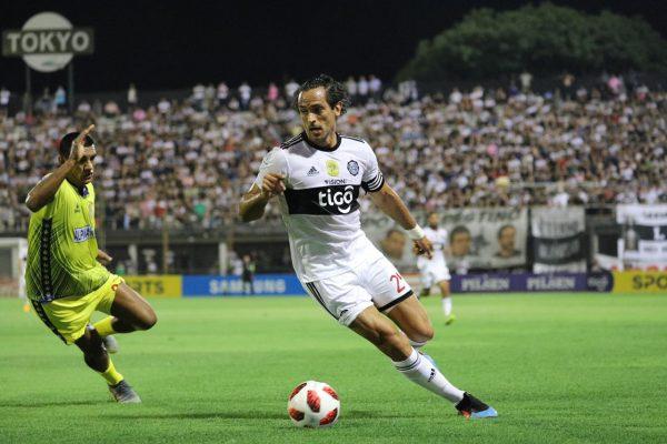 Clausura 2019 - Fecha 19 - Olimpia vs. Capiatá - 8