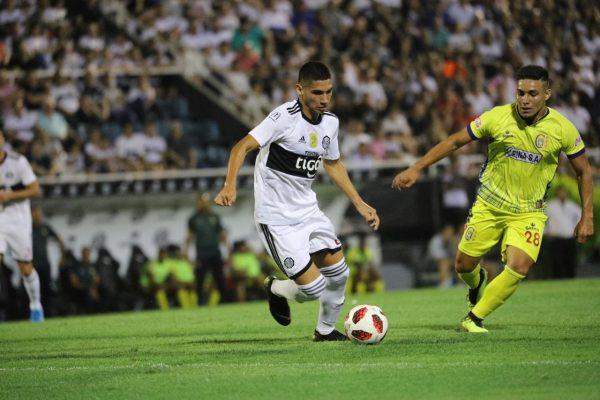 Clausura 2019 - Fecha 19 - Olimpia vs. Capiatá - 9
