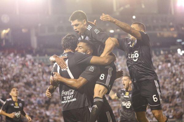 Clausura 2019 - Fecha 20 - Olimpia vs. San Lorenzo - 5