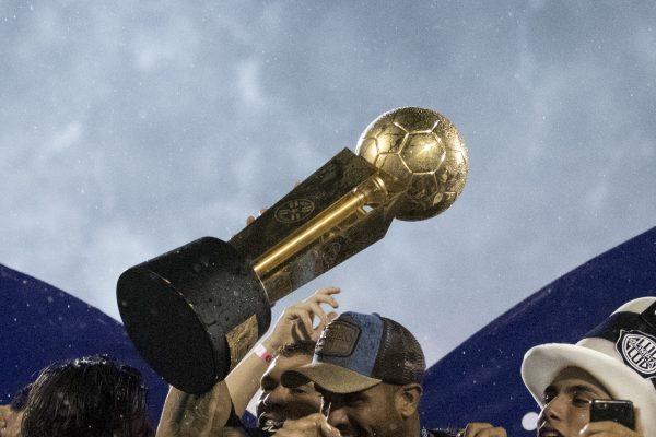 Clausura 2019 - Fecha 21 - Olimpia vs. Guarani - 7