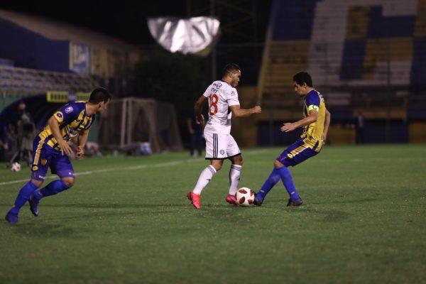 Olimpia vs. Sportivo Luqueño (1)