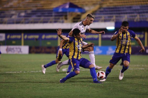Olimpia vs. Sportivo Luqueño (2)